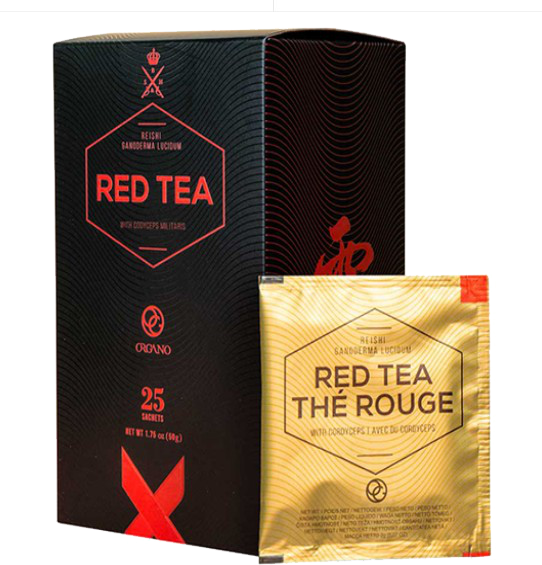 Tea Red trasparente